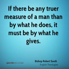 Bishop Robert South Quotes