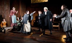 ... Theatre 2011adaptation of The Crucible directed by Conall Morrison