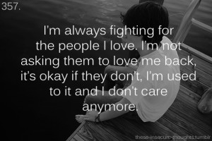 dont care anymore #teen quotes #tumblr quotes #quotes #cute quotes ...