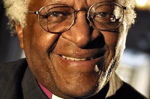 Desmond Tutu, South African Activist