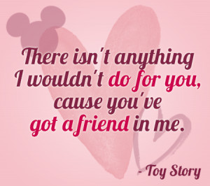 Showing Gallery For Disney Best Friend Quotes