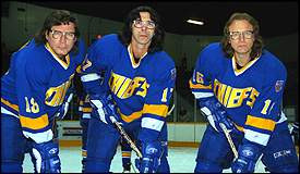 Hanson brothers to appear at Musketeer game