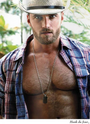 Your Hunk of the Day: Marcelo Giordani : Hunk du Jour