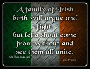 Irish Family