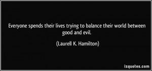 Laurell K. Hamilton Qu...