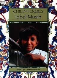 Iqbal Masih Quotes