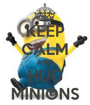 Who has more fun than the Minions?