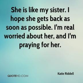 Like My Sister Quotes