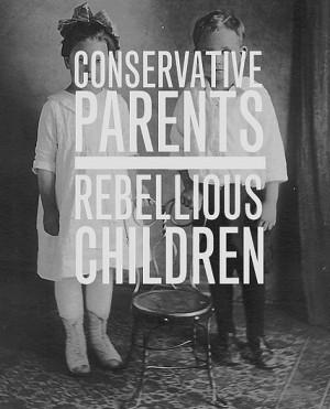 Typography Grunge children parents