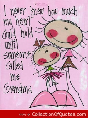 Quotes And Sayings About Granddaughters. QuotesGram