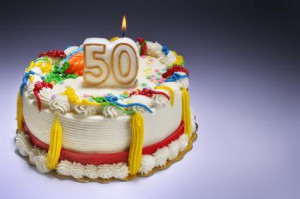 ... the plans for celebrating her 50th Birthday, she was just as clear