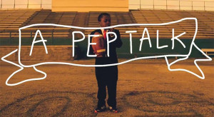 Pep Talk From Kid President
