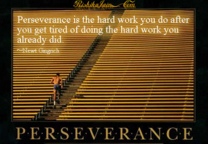 Perseverance - Inspirational Quotes, Pictures and Motivational ...