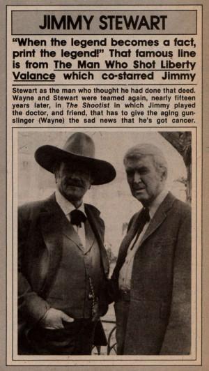 Le dernier des géants - The Shootist - 1977