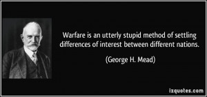 george herbert mead quotes a multiple personality is in a certain ...
