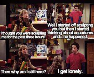 iCarly 1x08, iSpy A Mean Teacher