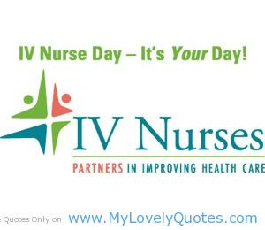 Happy nurse iv in improving health care nurse quote of the day