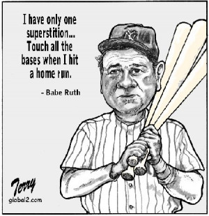 ... quotes source http quoteeveryday com famous baseball quotes babe ruth
