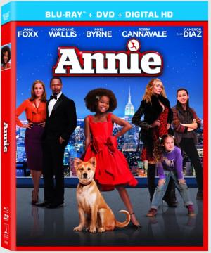 Annie (2014) (US - DVD R1 | BD RA)