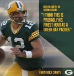 Packers provide a glimpse into their social media playbook