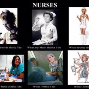 am a nurse.