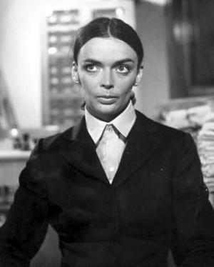 Barbara Steele British