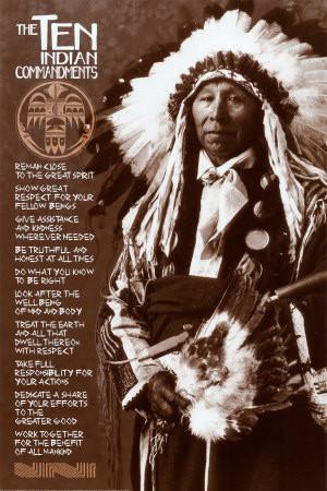 Cherokee Quotes
