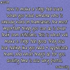 Virgo / inspiring quotes and sayings More