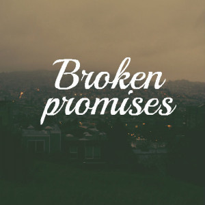 Promise Quotes Tumblr Broken, love, promise and