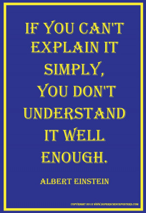 Great Science Quotes - Explain it Simply