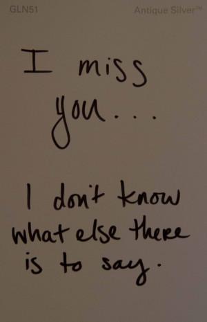 you quotes missing you quotes missing you quotes sad one