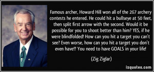 Famous archer, Howard Hill won all of the 267 archery contests he ...