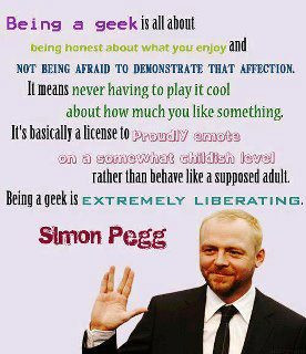 Simon Pegg, the actor who played Montgomery