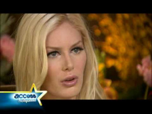 Heidi Montag Quotes and Sound Clips