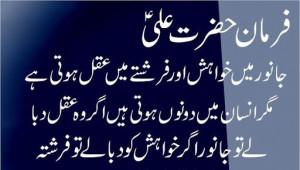 Sayings of Hazrat Ali in Urdu Screenshot 3