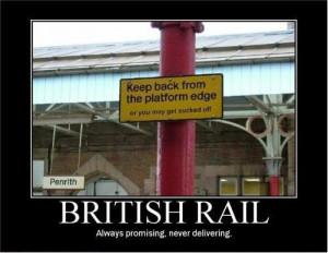British humor, got to love it..
