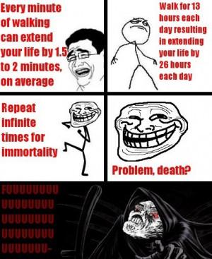 Problem, Death