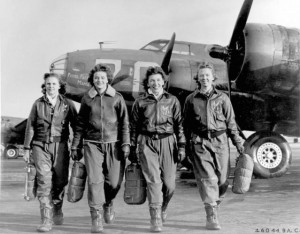 Women Air Force Service Pilots, or WASPs