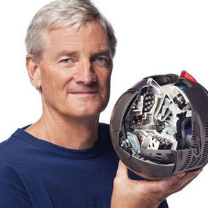 14 Quotes for Small Business from Inventor James Dyson