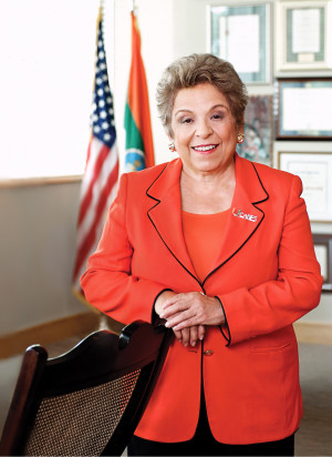 Donna Shalala Pictures