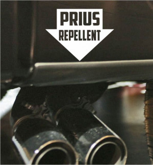 Prius Repellent Decal Sticker – http://customstickershop.us/product ...