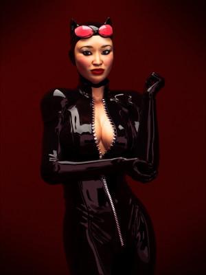yaya han catwoman yaya han star trek yaya han cosplay