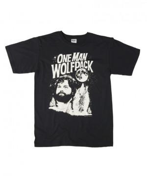 Hangover One Man Wolfpack T-Shirt