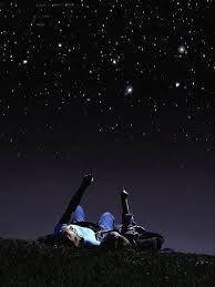 laying under the stars - Keats & Aiden