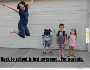 Funny memes – [Back to school is just awesome]