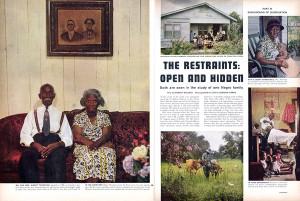 """CDS Exhibit Features Gordon Parks's Segregation Series, """"The ..."""