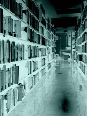 Scary Quotes About Ghosts One of these library ghosts is