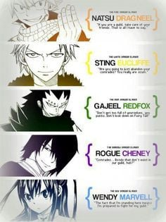 dragon slayer quote fairy tail via fairy tail page