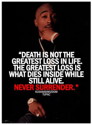 Tupac Illuminati Tupac shakur - death quote