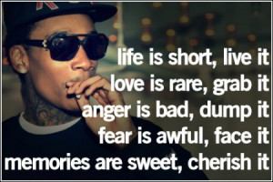 Wiz Khalifa Break Up Quotes (2)